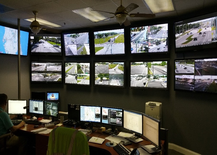 A Picture of Lakelands Traffic Management Center