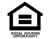 A photo of the Equal Housing Opportunity logo