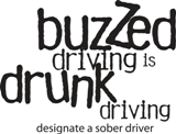 A picute of buzzed driving is drunk driving quote