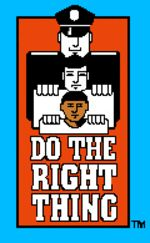 A picture of the Do The Right Thing logo