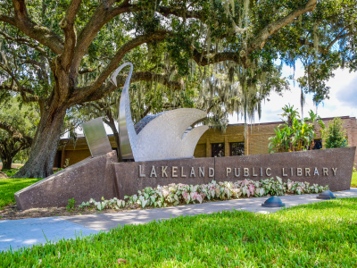 A picture of Lakeland Public Library