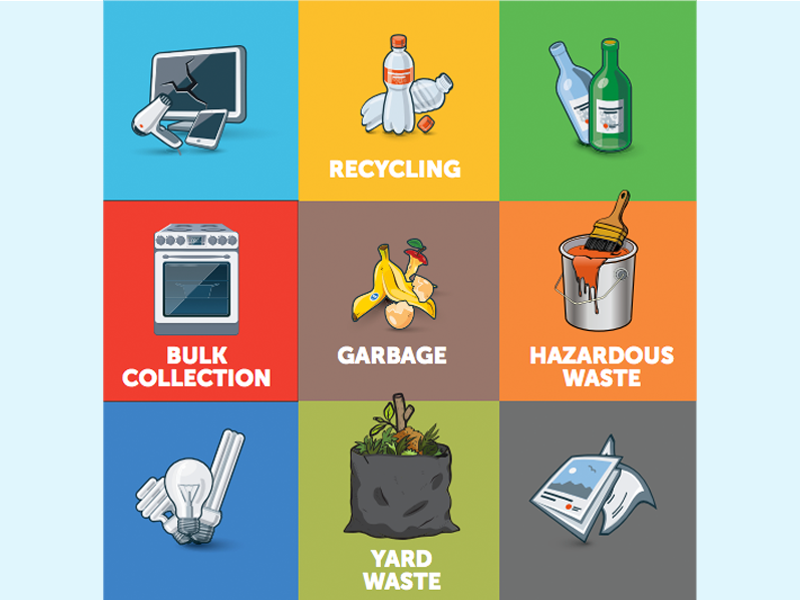 A picture of Guide to Solid Waste Collection