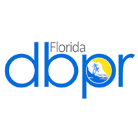A photo of the Florida Department of Business & Professional Regulation logo