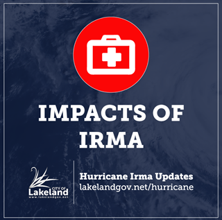 Impacts of Irma Update