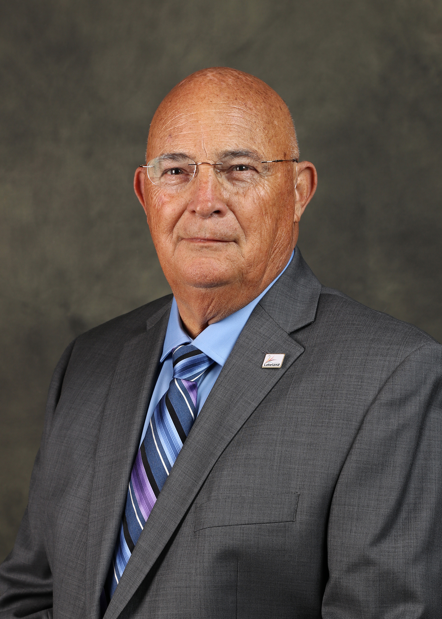 City Commissioner Bill Read